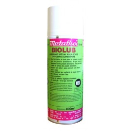 70 09 BIO- LUB spray  per alimenti  NSF ml.400
