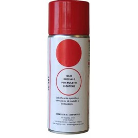 70 401 Olio per catene di muletti spray ml.400