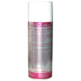 70 16 Alluminio liquido spray ml 400