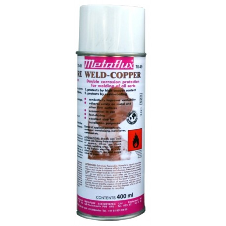 70 49 Rame per conduttori elettrici spray conf.ml. 400
