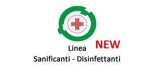 linea Sanificanti - Disinfettanti